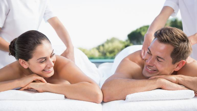 massage parlor job in Ahmedabad